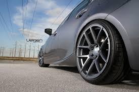 lexus is350 wheels 2014 lexus is350 velgen wheels matte gunmetal 19x9 u0026 19x10 5