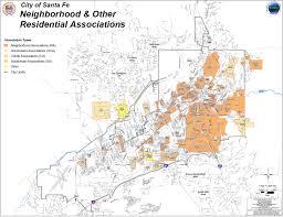 New Mexico County Map Gis City Of Santa Fe New Mexico