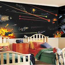 Star Wars Kids Rooms by Star Wars Bedroom I Like How The Light Color On The Bottom Makes