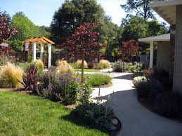 Front Garden Design Ideas Low Maintenance Tools For Landscaping Archives Garden Trends