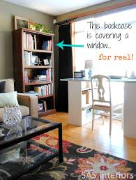 The Evolution Of The Home Office  Family Room  The Backstory - Family room office