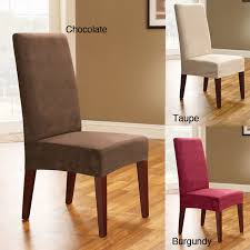 Plastic Seat Covers For Dining Room Chairs by Dining Room Chair Covers For Chairs Regarding Household How To