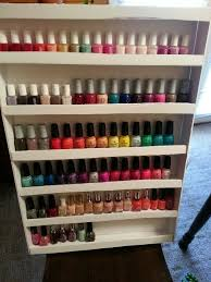 29 best nail polish rack collection images on pinterest nail