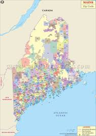 Zip Code Map Nc by Maine Zip Code Map Maine Postal Code