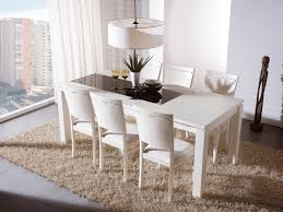 white dining room table lightandwiregallery com