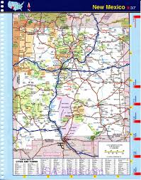 Unm Map 100 Map Of Nm New Mexico State Map Map Of New Mexico And