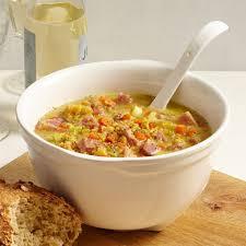 swedish yellow split pea soup with ham recipe eatingwell