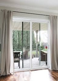 Windows Treatment Ideas For Living Room by Best 25 Door Window Covering Ideas On Pinterest Diy Window