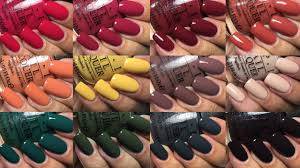 opi fall winter 2016 washington d c collection the polished