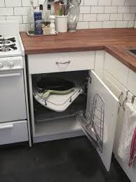 Ikea Kitchen Drawer by Blind Corner Kitchen Cabinet Organizers Voluptuo Us