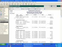 creating quickbooks reports for workers compensation and general