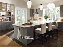 planning designing a kitchen slab doors gray and doors