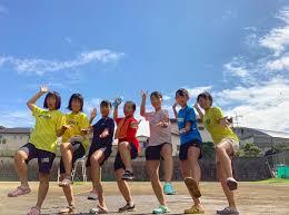 ソフトテニス 高校 女子 女子ソフトテニス部   体育系部活動   部活・生徒会   学校法人 ...