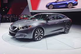 nissan maxima no spark 2016 nissan maxima first look motor trend