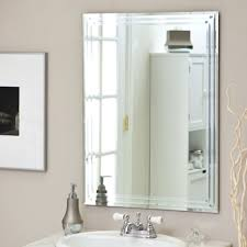 Bathroom Mirror Ideas On Wall Corner Bathroom Mirror Bathroom Mirrors On Modern Styles