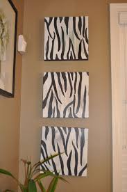 Wall Art Ideas For Bathroom by Best 25 Zebra Bathroom Decor Ideas On Pinterest Zebra Bathroom
