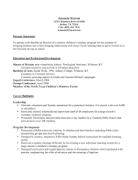 Child Care Cover Letter Samples Pastor Cover Letter This Ppt File Includes Useful Materials For
