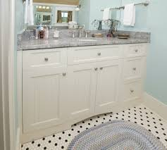 simple white shaker vanity custom wooden cabinets and furniture