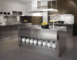 Stainless Steel Kitchen Furniture by Why Are Stainless Steel Kitchen Cabinets Kitchen Remodel Styles