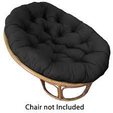 Comfortable Chair by Amazon Com Cotton Craft Papasan Sage Overstuffed Chair Cushion