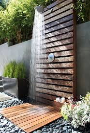 best 25 pool shower ideas on pinterest backyard pool 15 excellent diy backyard decoration outside redecorating plans 5 reuse an old tree to make a log pathway