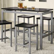 Metal Dining Room Chair Dining Room Elegant Tall Dining Table For Sensational Dining Room
