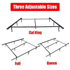 Mattress Foundation King Aliexpress Com Buy Hlc Full Queen Cal King Adjustable 8 Wheel