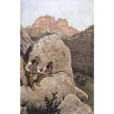 Post 1887 Apache Wars period