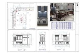 Bhg Floor Plans by Restaurant Kitchen Layout And Design Impressive Model Patio By
