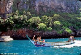 phi phi islands thailand beaches coves caves places to visit