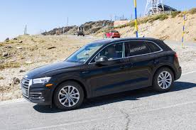 Audi Q5 Models - next audi q5 e tron quattro spotted ahead of launch in late 2018