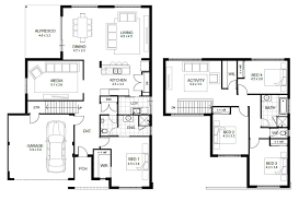 luxury home designs and floor plans hahnow