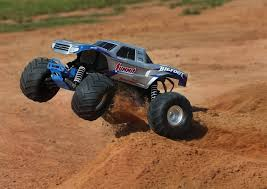 bigfoot summit monster truck new traxxas bigfoot summit racing 2wd rtr rc truck w battery quick