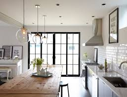 The  Best Clear Glass Pendant Light Ideas On Pinterest Glass - Pendant light for dining room