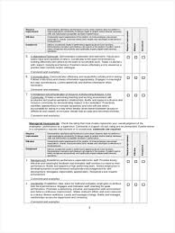 Moa Resume Sample by Yearly Employee Review Template Virtren Com