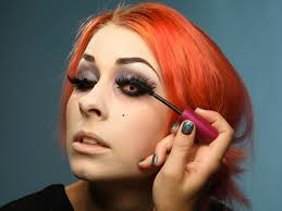halloween makeup tutorial glam dark fairy hgtv