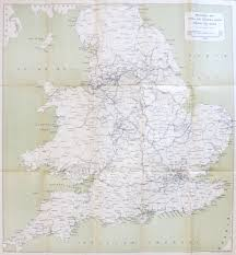 bradshaw u0027s canals and navigable rivers of england and wales a