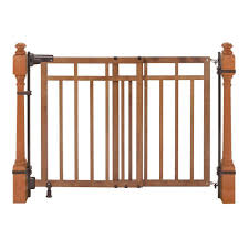 Pressure Mounted Baby Gate Baby Gates Child Safety The Home Depot