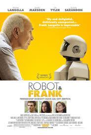 Un amigo para Frank (2012) [Vose]