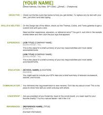 Resume Example Download Pdf     BORH
