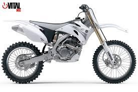 motocross dirt bikes 2007 yamaha yz250f white reviews comparisons specs