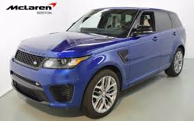 lexus v8 front cut for sale 2015 land rover range rover sport 5 0l supercharged svr for sale