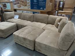 Costco Living Room Brown Leather Chairs Canby Modular Sectional Sofa Set Costco Basement Pinterest