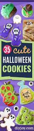 35 cutest halloween cookies ever diy joy