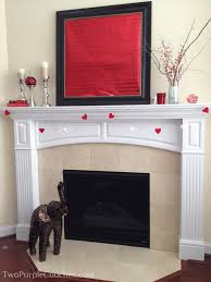 fresh perfect fireplace mantel art ideas 24871
