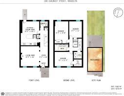 stubby shotgun style house asks 775k in east bed stuy 6sqft