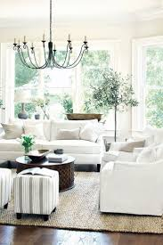 275 best living room decor ideas images on pinterest living living room decor ideas white traditional cottage style white slipcovered sofas rustic metal