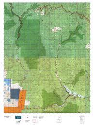 Map Az Arizona Gmu 22 Map Mytopo