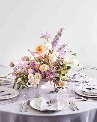 Table Flower Arrangements 23 Diy Wedding Centerpieces We Love Martha Stewart Weddings