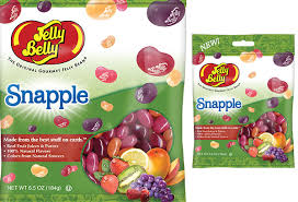 Snapple Jelly Belly Jellybeans Flavors Mango Madness